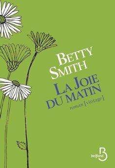 """Après le succès du très beau """"Lys de Brooklyn"""", la collection Vintage remet à l'honneur Betty Smith avec l'irrésistible Joie du matin. Un conte délicat, lumineux et poétique sur ces petits riens du quotidien, ces déceptions comme ces émerveillements, qui façonnent, pour le meilleur, la vie à deux et les sentiments."""
