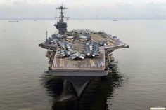 firepower aircraft carrier 09 17 10 5 Friday Firepower: Awesome high res Aircraft Carriers (23 HQ Photos)