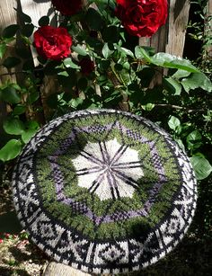Ravelry: Greenvoe Fair Isle Tam pattern by Ruskin's notes