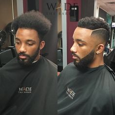 "2,276 Likes, 143 Comments - Wade Menendez (@wadethebarber) on Instagram: ""Another before..... And after..... #waded #faded #wadethebarber #barbersince98 #barbersinctv…"""
