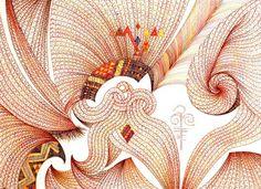 He Pihi: The Shoots John Bevan Ford; 1989; Maori Patterns, New Zealand Art, Nz Art, Maori Art, Collaborative Art, Community Art, Pattern Art, Printmaking, Art Drawings
