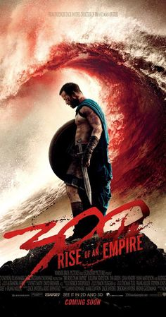 Directed by Noam Murro.  With Sullivan Stapleton, Eva Green, Lena Headey, Hans Matheson. Greek general Themistokles leads the charge against invading Persian forces led by mortal-turned-god Xerxes and Artemisia, vengeful commander of the Persian navy.