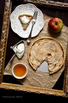 Apple Tart...Beautiful - Delicious Shots