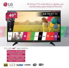 LG, el Smart TV más fácil y rápido con contenidos para toda la familia