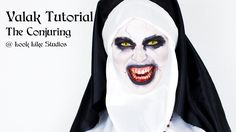 Valak Tutorial – The Conjuring