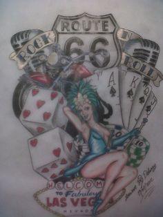 Tattoos on Pinterest | Truck Tattoo Money Tattoo and Hot Rod Cars