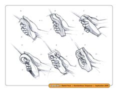 ergonomic handle sketches - Google Search