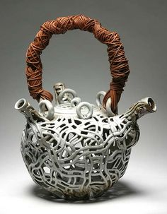 teapot sculpture