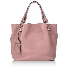 We love the 'Tod's Flower Mini Shopping Bag' in rose. Fashionette.de