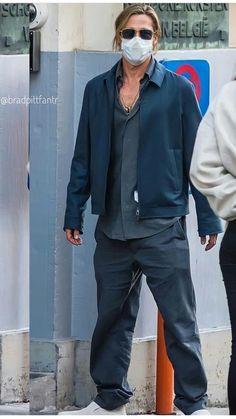 Brad Pitt, Going Out, Dads, Actors, Star, Fashion, Men, Man Style, Moda