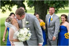 Jenna & Brent's Church on the Hill and Pittsfield Country Club Wedding - Tricia McCormack Photography