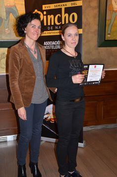 El Bar Moka obtuvo el premio Reyno Gourmet por su pincho Transhumancia #semanadelpincho Melbourne, Bar, Gourmet