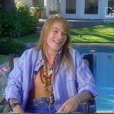 Interview with Axl