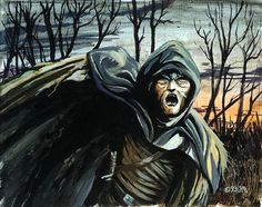 Magic Art of the Day - Zombie Master by Jeff Menges - Check out the owner's gallery here: http://www.originalmagicart.com/member-galleries/original-magic-art/j-menges-keepers/?utm_content=buffere37fb&utm_medium=social&utm_source=pinterest.com&utm_campaign=buffer