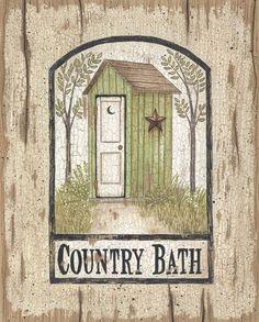 Barn Star Outhouse