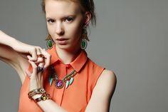 bold earrings - Google Search