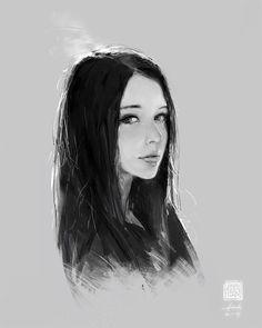 Girl by 6kart on DeviantArt