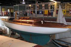 Herreshoff Marine Museum Bristol, RI #thepearl #travelsofthepearl