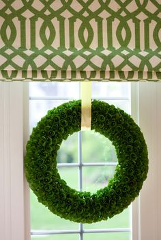 love the roller shade