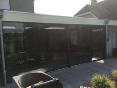 #veranda #veranda's #schuifpui #pui #glaswand #spiekozijnen #spiekozijn #glazenschuifwand #zijwand #voorwand