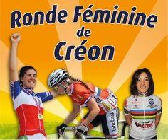 ANNONCE COURSE FEMININE : RONDE FÉMININE DE CRÉON  C'EST DANS 15 JOURS !  La 3ème édition de la Ronde Féminine Cycliste aura lieu le samedi 29 avril prochain, dans la jolie bastide de Créon.  Organisée par la Ville de Créon et par les Girondins de Bordeaux, la course réservée aux féminines empruntera un circuit de 6 km à parcourir 12 fois, soit 72 km au total. - (Alain CELERIER)