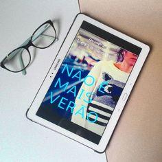 https://flic.kr/p/SuxjiN   Melissa em Não é mais verão de @leilarego resenha no blog hoje. . . . #mundodahelen #livros #leitura #leilarego #amoler #literatura