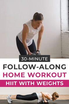 Follow-Along Pyramid Workout
