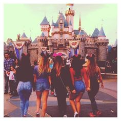 Disneyland Best Friends ❤ liked on Polyvore featuring event