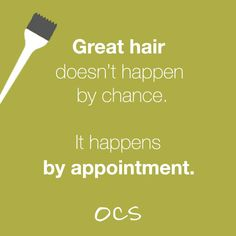Harika saçlar şans eseri oluşmaz. Bunun için kuaförünüzden randevu almalısınız! :) #hair Organic Colour Systems, Hair Quotes, Great Hair, Hair And Nails, Stylists, Shit Happens, Funny Stuff, Funny Things