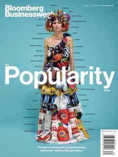 Bloomberg Businessweek's magazine offers insight across many different industries.