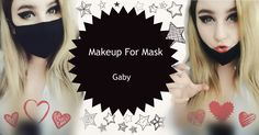 """I am back with a new video called """"Makeup for Mask"""" I am sorry that I havent posted anything for such a long time But I had been busy! Ulzzang, Makeup, Make Up, Beauty Makeup, Bronzer Makeup"""