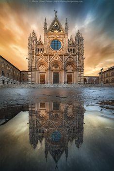 Duomo of Siena, Italy