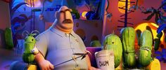 cloudy with a chance of meatballs 2 - Google zoeken