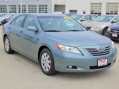 Used 2007 Toyota Camry For Sale | Crystal Lake IL