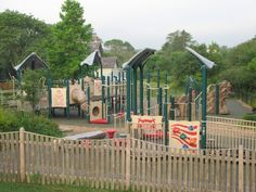 Lukes Love Playground-Barnstable. This blog has a lot more playgrounds from around the Cape, too.