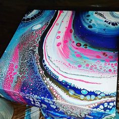 The Future Of Art – Investment Concepts – Buy Abstract Art Right Acrylic Pouring Techniques, Acrylic Pouring Art, Acrylic Resin, Acrylic Art, Resin Art, Flow Painting, Pour Painting, Marble Art, Ink Art