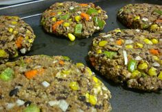 My Almost Famous Black Bean Burgers | The Collegiate Vegan