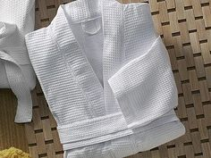 Waffle Weave Bathrobe Kids Pamper Party, Hotel Supplies, Waffles, Collection, Weave, Tops, Women, Fashion, Bath Robes