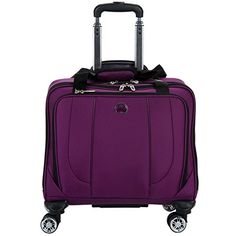 Delsey Luggage Helium Cruise Spinner Trolley Tote  http://www.alltravelbag.com/delsey-luggage-helium-cruise-spinner-trolley-tote/