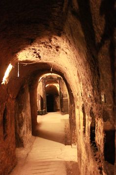 The caves of Kefraya, where everything started!