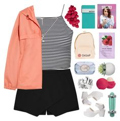"""""""inspired set"""" by d0ntblink ❤ liked on Polyvore featuring Boohoo, H&M, Eos, PB 0110, Seletti, Fresh, ASOS, A.P.C. and TalisLittleTag"""