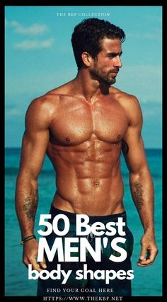 Need some motivation for the next tough training? Here we collect more than 50 best men's body images that can fill your energy up before each workout. Get you one as a goal to fight for #fitness #motivation #workout #bodybuilding #muscle #men Gym Workouts For Men, Workout Routine For Men, Gym Workout Tips, Mens Fitness Workouts, Muscle Workouts, Workout Diet, Workout Challenge, Fitness Before After, Fit Men Bodies