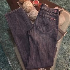 7 for all mankind skinny jeans New with tag girls  7 for all mankind skinny jeans size 12 inseam 28 7 for all Mankind Jeans Skinny