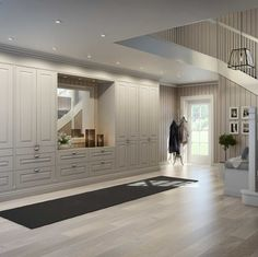 Diy Home Furniture, Mudroom, My Dream Home, Architecture, Entrance, Master Bedroom, Sweet Home, Entryway, Cottage