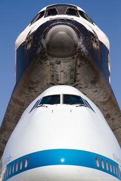 Space Shuttle Endeavour at Edwards AFB
