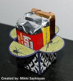 Petal Card Punch Box
