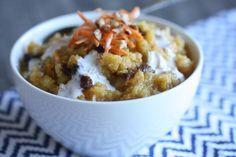 Carrot Cake Breakfast Cereal (AIP, Paleo, SCD) Recipe on Yummly. @yummly #recipe