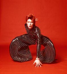 Masayoshi Sukita: David Bowie, He'd Blow Our Minds