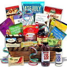 Gluten Free Christmas Gift Basket  $119.99