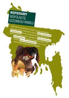 Nasze kosze, pozyskiwane w ramach programach Wspólnoty Uczciwego Handlu, dostarczane są z Bangladeszu.
